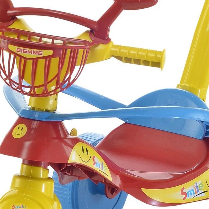Triciclo Biemme Smile Confort 447