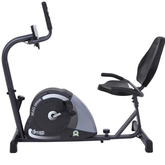 Bicicleta Ergométrica Dream MAG-5000H