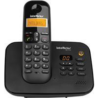 Telefone Fixo Intelbras TS 3130 com Secretária Eletrônica Identificador de Chamadas sem Fio