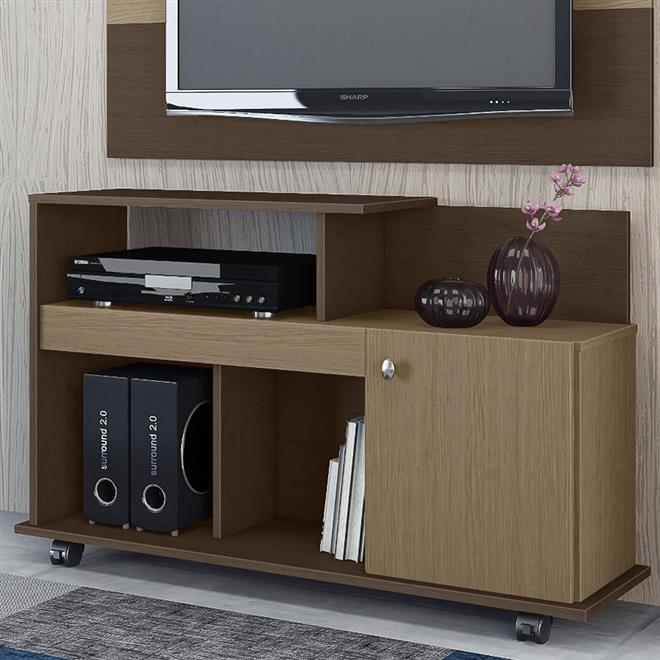 "Rack para TV até 32"" Belaflex Flash 66x108x38cm"