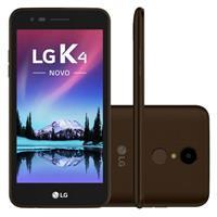 """Smartphone LG K4 Novo Quadcore 8GB Tela 5"""" Câmera 8MP Frontal 5MP"""