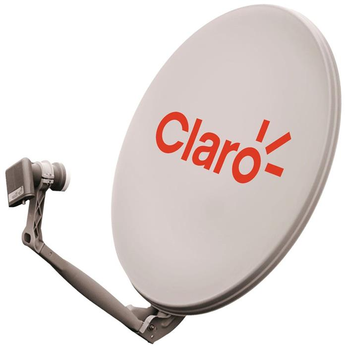 Antena Visiontec Claro TV 60cm
