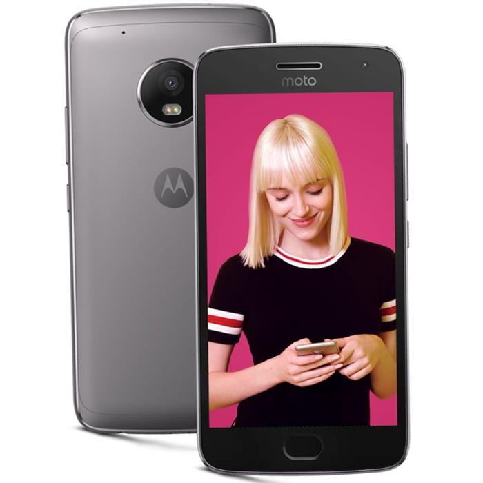 "Smartphone Motorola Moto G5 Plus Dual Chip Tela 5.2"" Android 7.0 32GB Câm 12MP + Frontal 5MP"