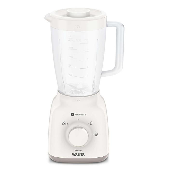 Liquidificador Philips Walita Daily Collection RI2001 400W 2 Velocidades + Pulsar