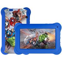 "Tablet Multilaser Vingadores NB240 Tela 7"" 8GB 512MB RAM Câmera 2MP + Frontal 1.3MP"