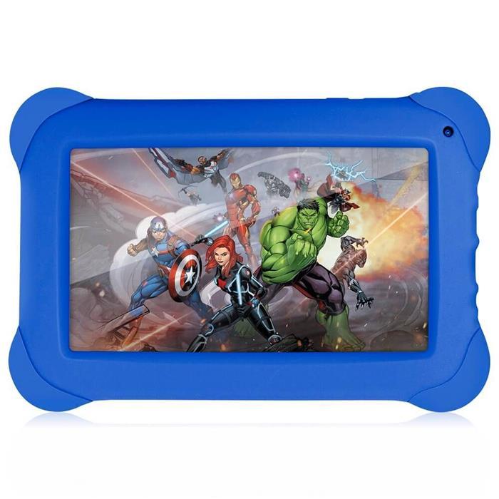 "Tablet Multilaser Vingadores NB240 Tela 7"" 8GB 512MB RAM Câmera 2MP + Frontal 1.3MP"