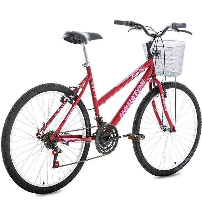 Bicicleta Houston Foxer Maori Aro 26 21 Marchas