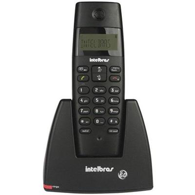 Telefone Fixo Intelbras TS 40 ID com Identificador de Chamadas sem Fio