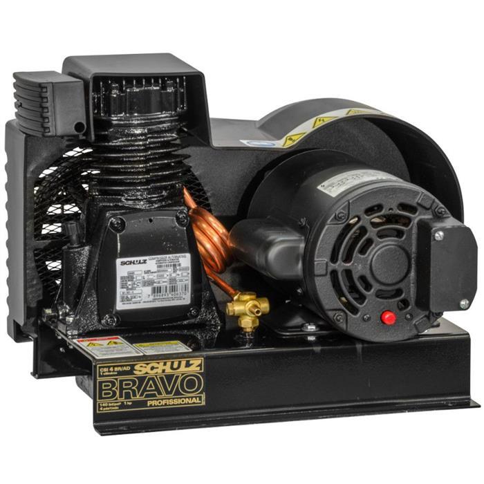 Compressor de Ar Schulz CSI 4BR/AD 1CV