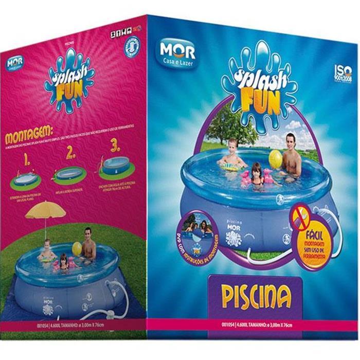 Piscina Mor Splash Fun 1054 4600L