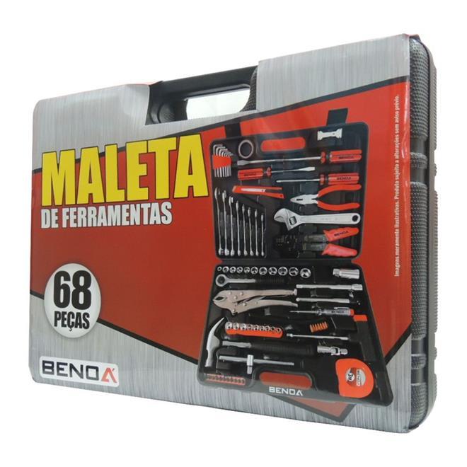 Kit de Ferramentas Benoá ST130109 68 Peças