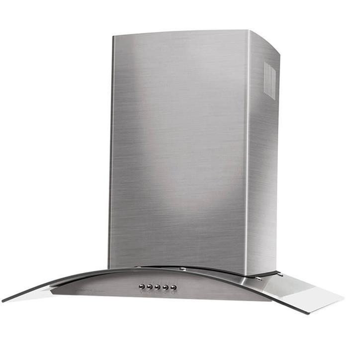 Coifa Cadence Gourmet CFA360 60cm com Vidro