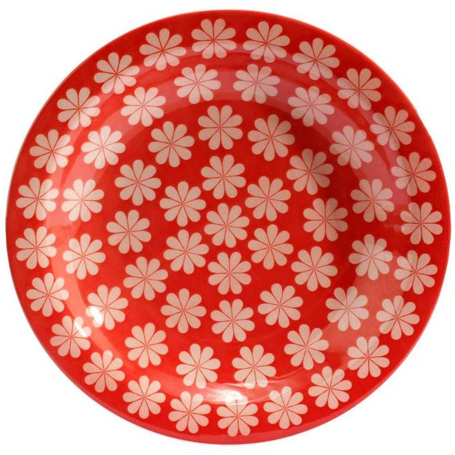 Aparelho de Jantar Oxford Floreal 6404 30 Peças