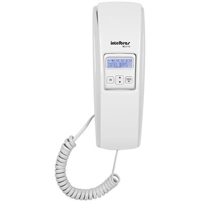 Telefone Fixo Intelbras TC 2210 Identificador de Chamadas com Fio