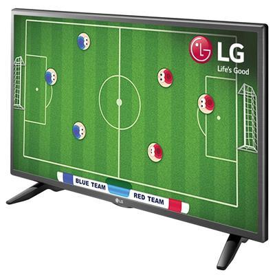 "TV LG 32LH510B LED 32"" HD Conversor Digital HDMI USB IPS Screen Capture"
