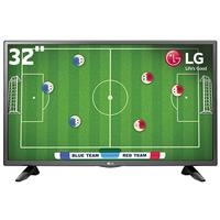 "TV LG 32LH510B LED 32"" HD Conversor Digital HDMI USB IPS Screen Capture"