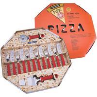 Kit Pizza Tramontina 25099722 14 peças