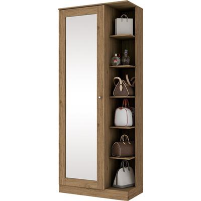 Sapateira Henn Duetto D182 1 Porta com Espelho