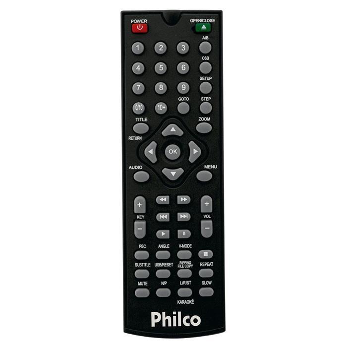 DVD Player Philco PH136 HDMI USB MP3