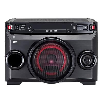Mini System LG OM4560 200W RMS Bluetooth MP3 USB