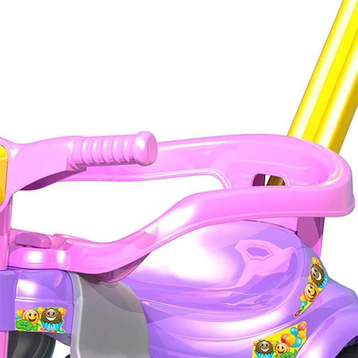Triciclo Magic Toys Tico-Tico Festa 2561