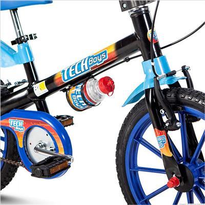 Bicicleta Infantil Nathor Tech Boys Aro 16