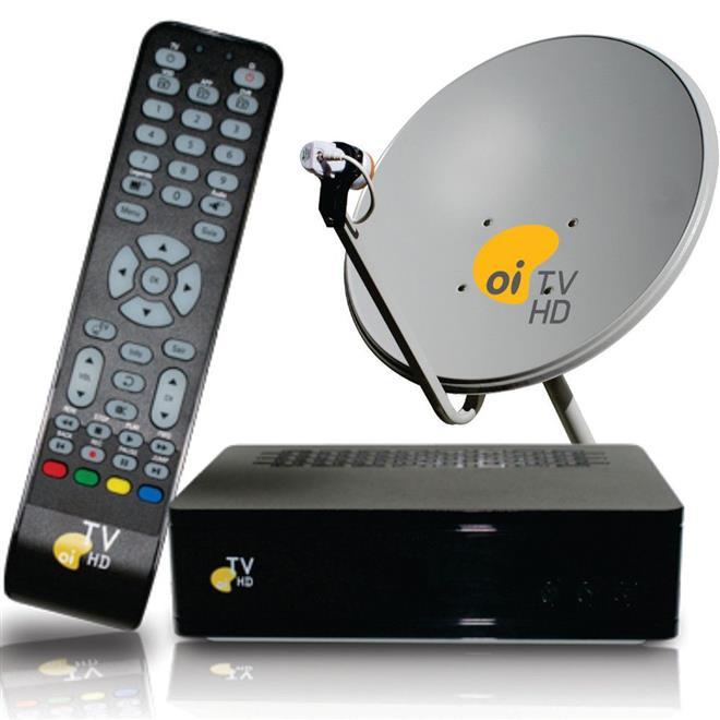 Kit Receptor Digital e Antena Cromus KCL60