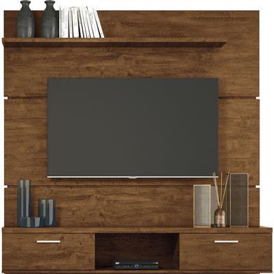 "Painel para TV até 55"" HB Flat 1.6 2 Portas"