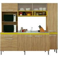 Cozinha Compacta Gralar Versatile 8 Portas 1 Gaveta MDP