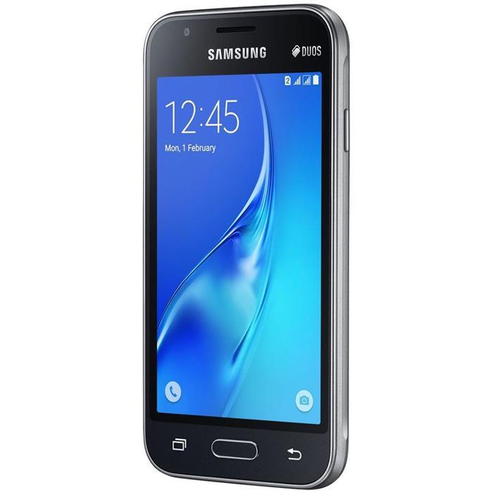 "Smartphone Samsung Galaxy J1 Mini Duos 8GB Dual Chip Quadcore 4"" Câmera 5MP 3G"