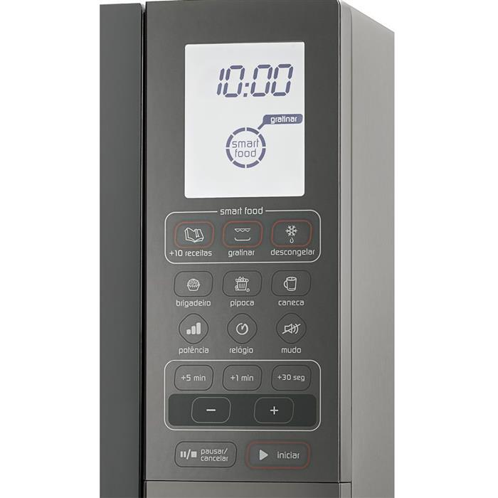 Microondas Brastemp BMY45AR 30 Litros