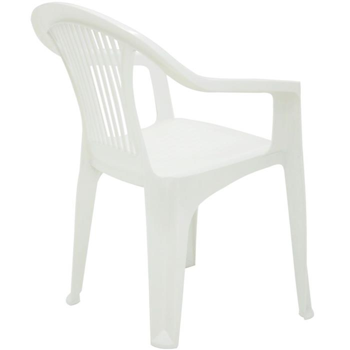 Cadeira Plástica Tramontina Guarapari 92208010 140Kg