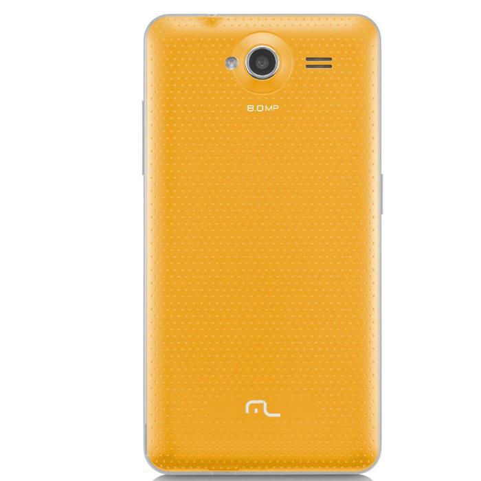 Smartphone Multilaser P9002-MS50 Quadcore Câmera 8MP + Frontal 5MP 8GB