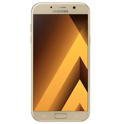 "Smartphone Samsung Galaxy A7 2017 32GB 4GB RAM Octa Core Dual Chip Tela 5.7"" Câmera 16MP Frontal 16MP"