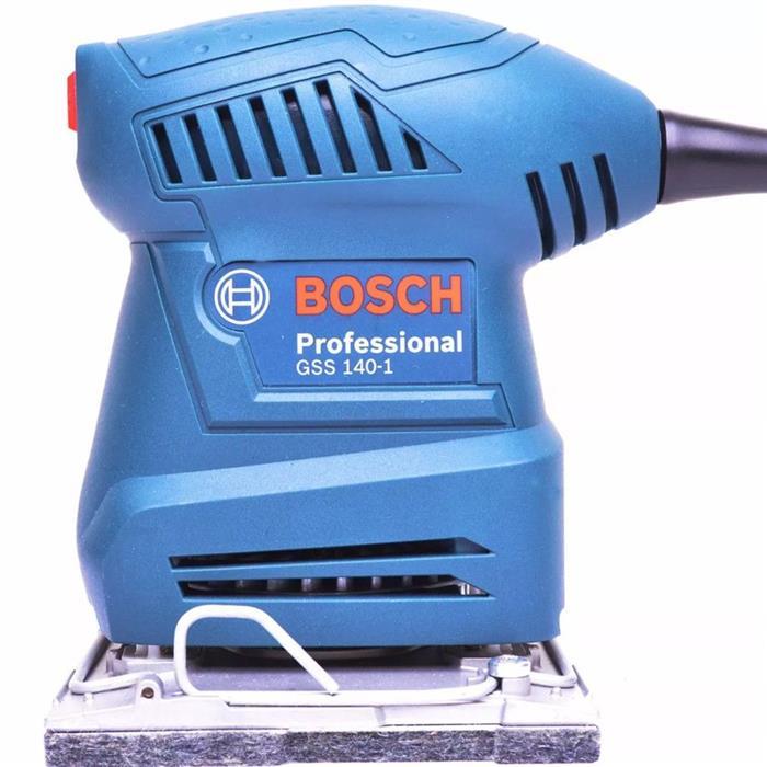 Lixadeira Oscilante Bosch GSS 140-1 180W