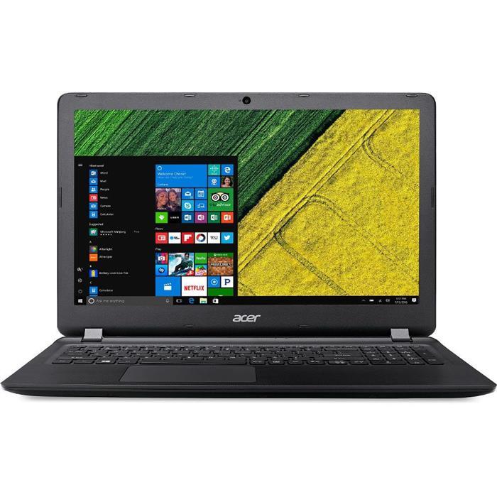 "Notebook Acer Aspire ES1-572-37PZ Intel Core i3 4GB RAM 1TB Tela 15,6"" Windows 10"