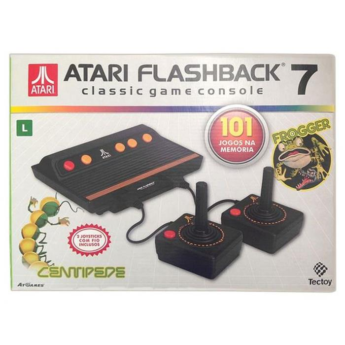 Console Atari Flashback 7 2 Joysticks
