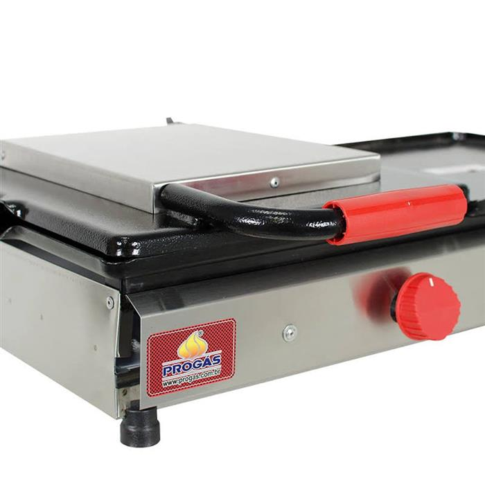 Sanduicheira e Grill a Gás Progás PR700G