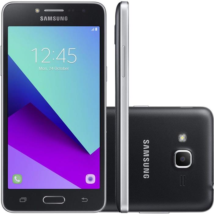 "Smartphone Samsung Galaxy J2 Prime TV 4G Quadcore Tela 5"" Câm 8MP + Frontal 5MP 16GB"