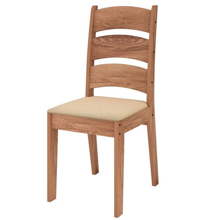 Conjunto Celta Mesa Milena MDF com 6 Cadeiras Monique