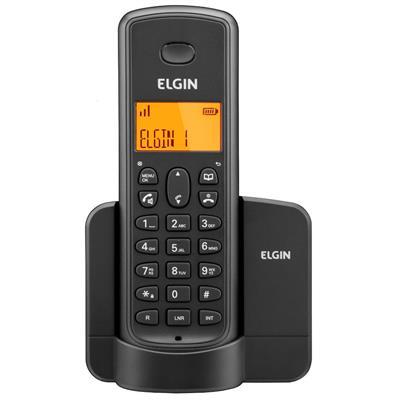 Telefone Fixo Elgin TSF8001 6.0 sem Fio