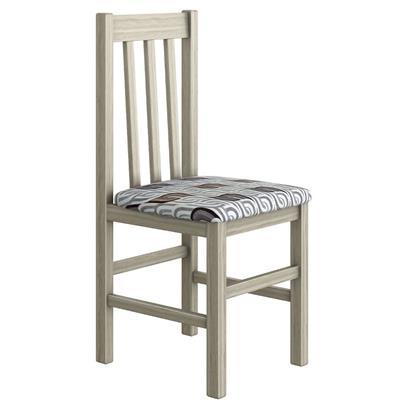 Conjunto Canção Mesa 10302 com 6 Cadeiras 50 Fendi