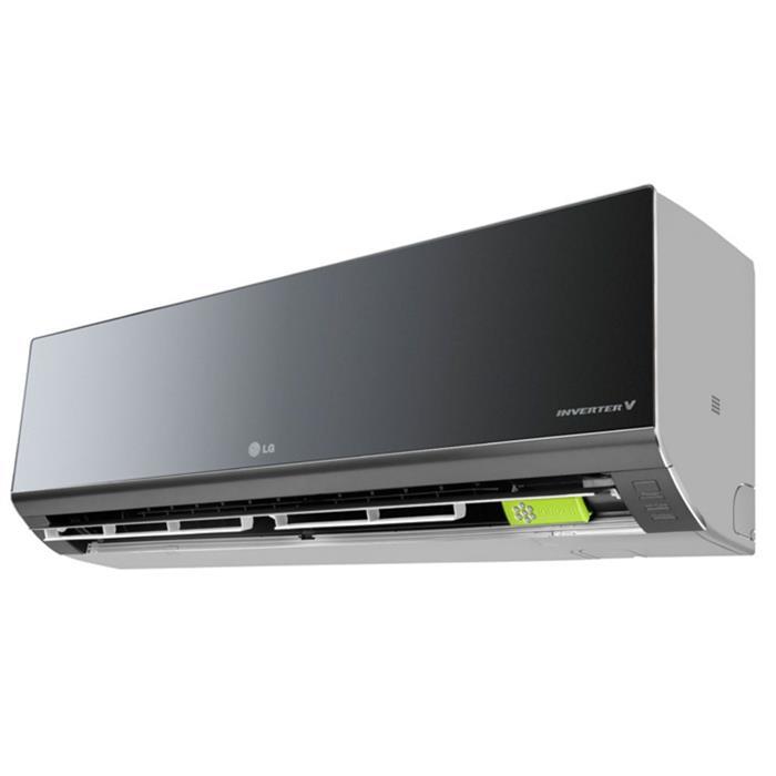 Ar Condicionado Split LG ASNW092BRG2 9000BTUs Artcool Quente e Frio Inverter 220V