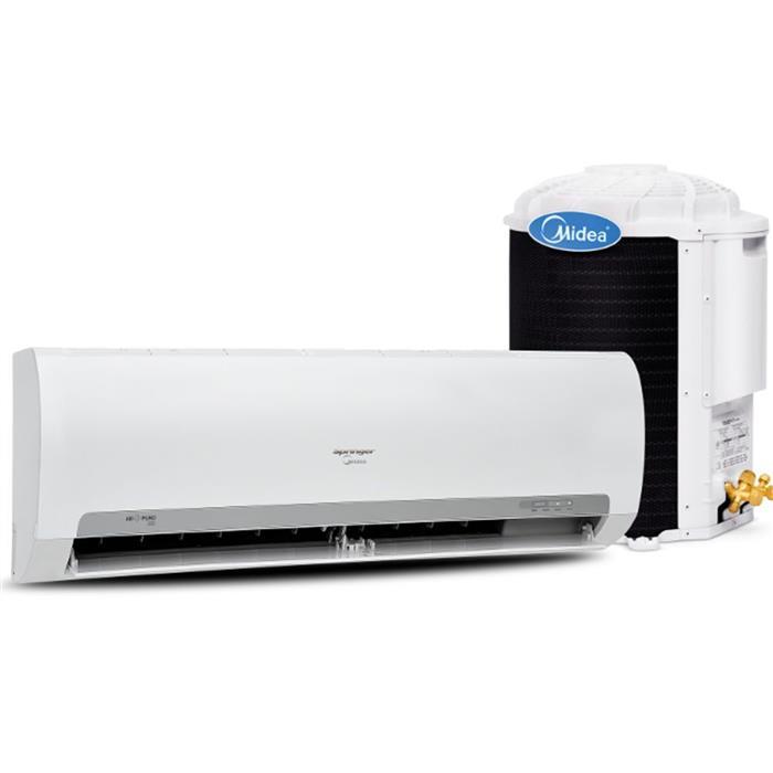 Ar Condicionado Slipt Midea 42MAQA12S5 12000BTUs Quente e Frio 220V