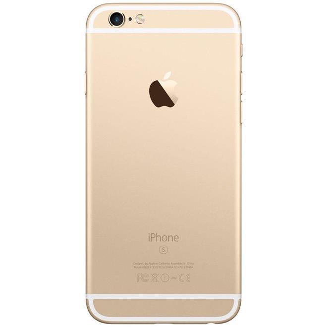 "Smartphone Apple iPhone 6S 32GB 4,7"" 4G iOS 9 Dualcore Câm 12MP + Frontal 5MP"