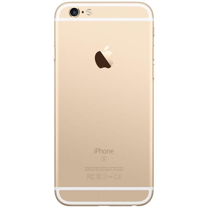 "Smartphone Apple iPhone 6S 32GB 4,7"" 4G iOS 9 Dualcore Câm 12MP + Frontal 5MP"