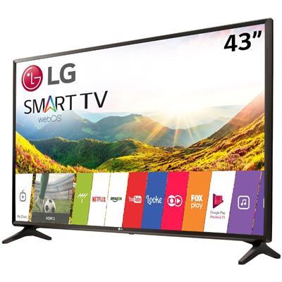 """Smart TV LG 43LJ5550 43"""" HDMI USB Full HD"""