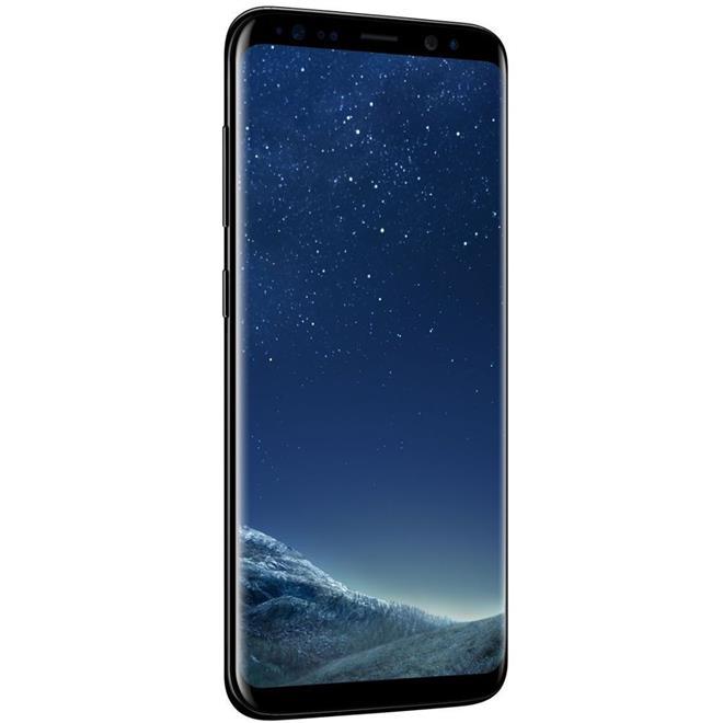 "Smartphone Samsung Galaxy S8 64GB Octacore Câm 12MP + Frontal 8MP Tela 5,8"""