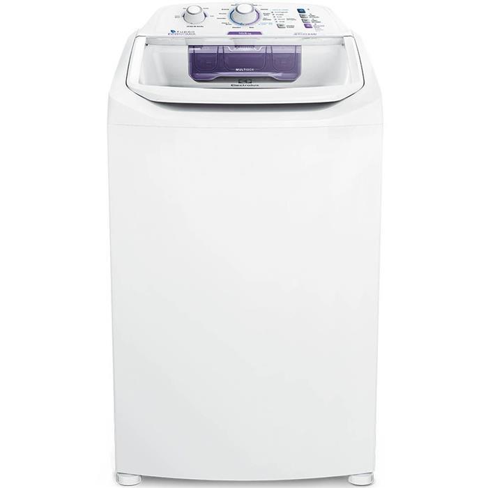 Lavadora de Roupas Electrolux LAC11 Turbo 10,5kg