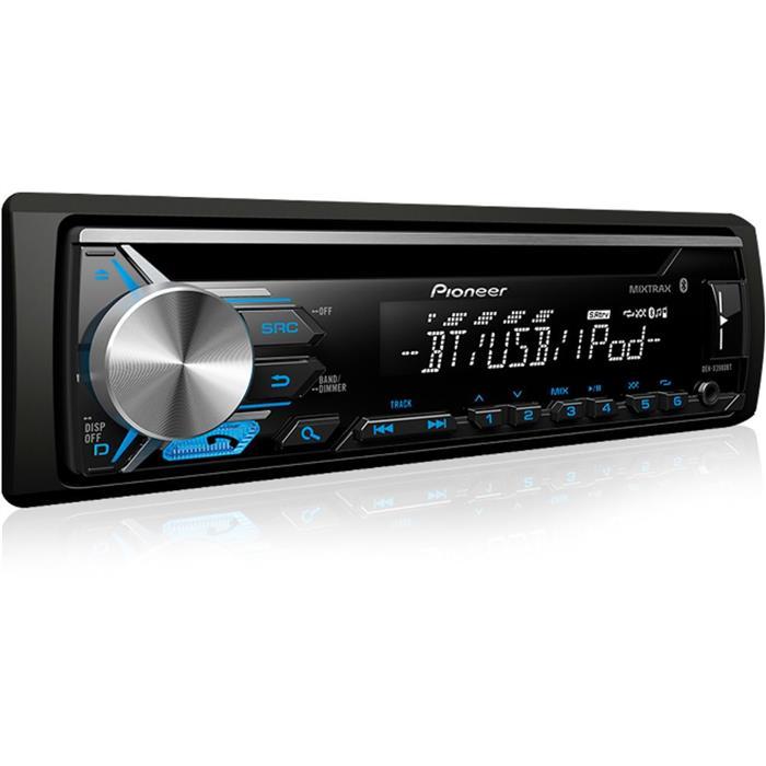 Auto Rádio Pioneer DEH-X3980BT Bluetooth USB Entrada Auxiliar